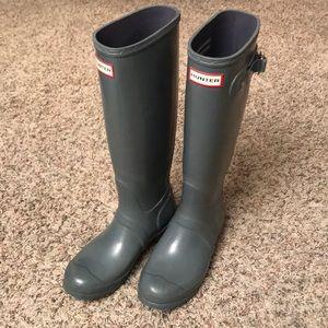 Hunter Boots, Knee High